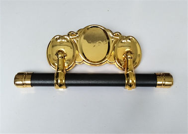 China Multi Color Casket Handle Hardware / Burial Accessory Casket Bar Eco Friendly factory